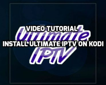 Ultimate IPTV Addon