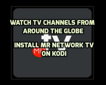 Mr Network TV Kodi