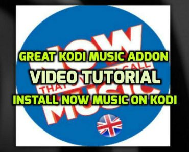 Now Music Kodi