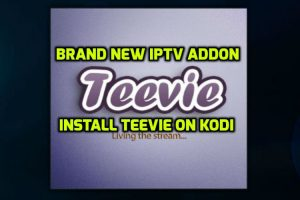 Teevie Addon Kodi