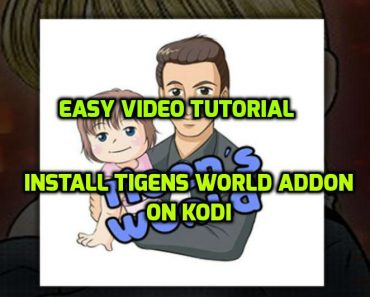 Tigens World Kodi