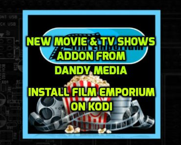 Emporium Addon on Kodi