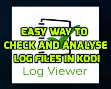 Log Viewer For Kodi Addon