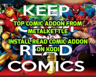 Read Comics Addon