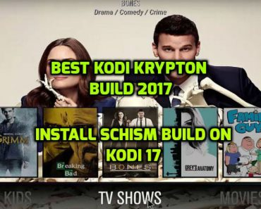 SchisM Tv Build for kodi krypton