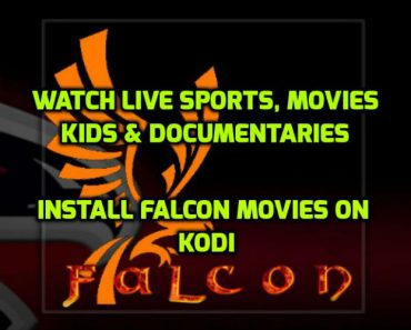 falcon movies kodi