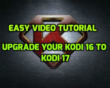 Upgrade to Kodi 17