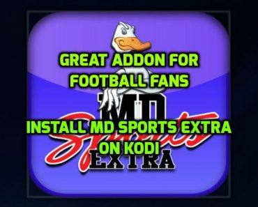 MD Sports Extra Addon