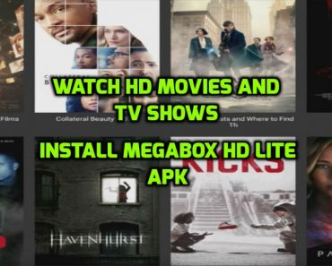 MegaBox HD Lite App