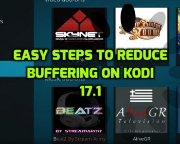 reduce Buffering on Kodi 17.1