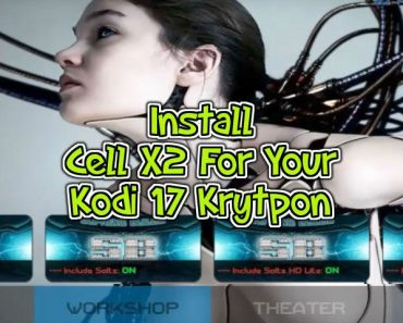 Cell X2 Build Kodi