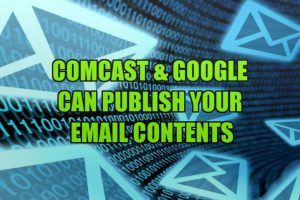 Publish Your Email Contents through Google