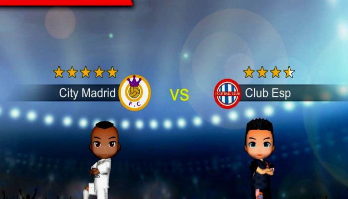 mobile soccer league, mobile soccer game on android, android soccer game