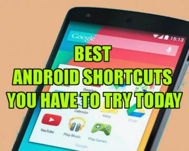 Android ShortCuts You must Try Today