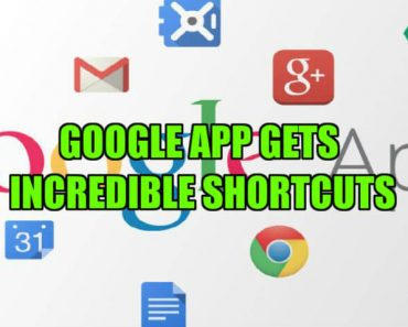 Incredible Shortcuts for google apps