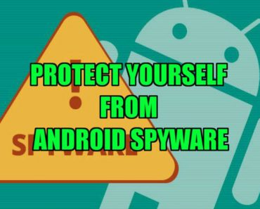 protect your android android device from Spyware
