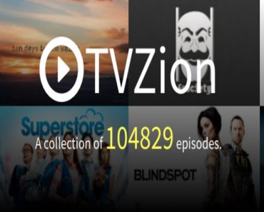 TVZion APK for android box