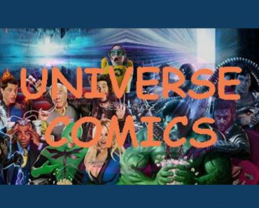 Universe Comics Addon for kodi