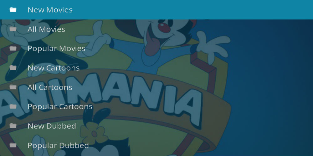 Animania Kodi Addon