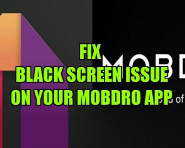 fic mobdro no video issue on firestick